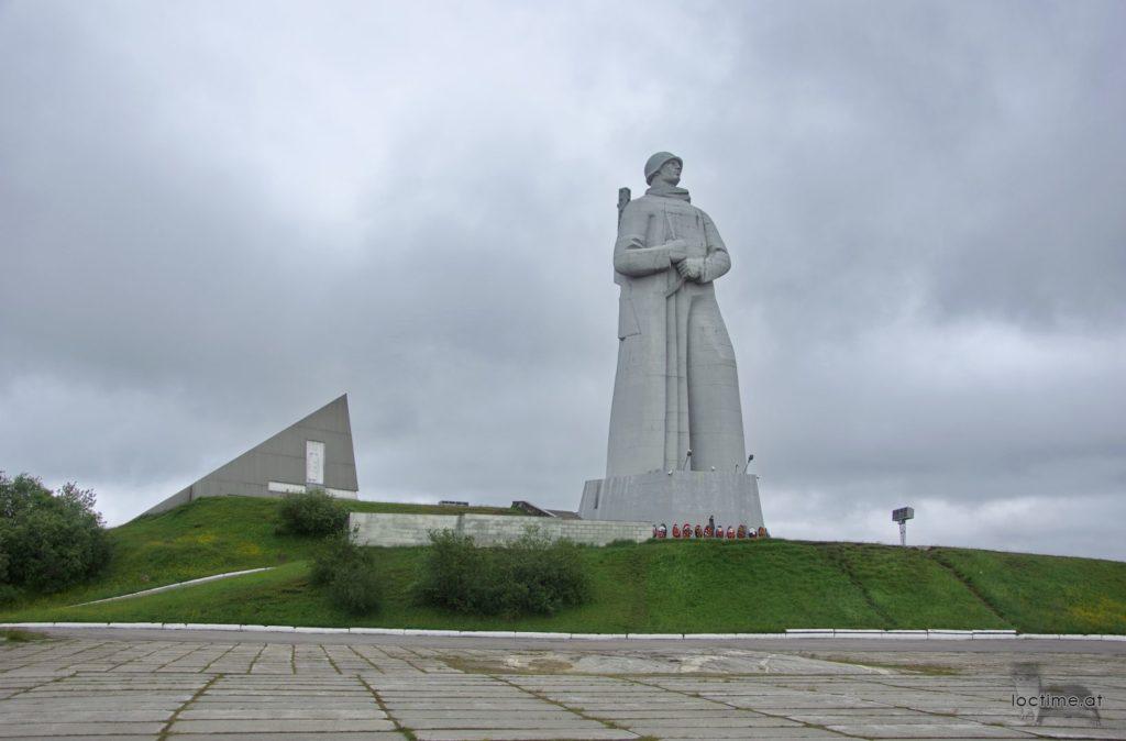 Алёша, Мурманск