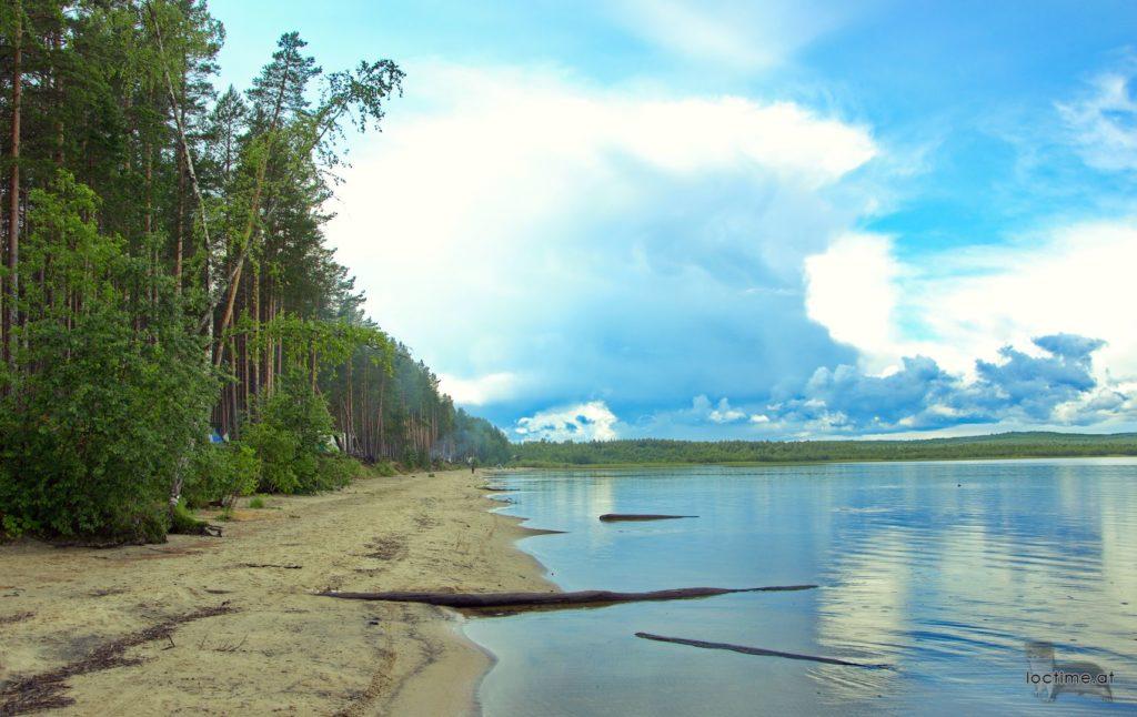 озеро Пальозеро
