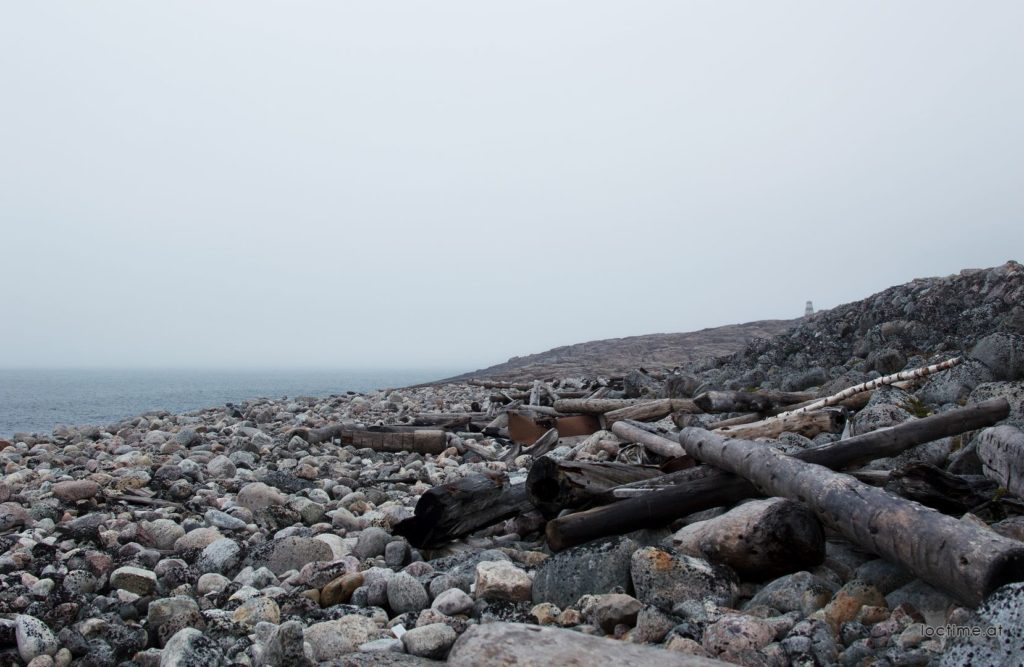 Баренцово море, Териберка